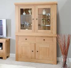 belgrave solid premium oak furniture glazed dresser china cutlery