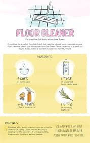 Wood Floor Cleaner Diy 11 Simple Diy Green Cleaning Products For A Happy Home