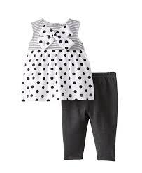 Cute Clothes For Babies Bon Bebe Baby Girls Newborn Polka Dot Sleeveless Cute Baby