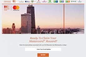 mastercard e gift card reminder ihg rewards priceless gift card remember to claim it