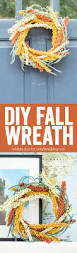 Home Welcoming Gifts Easy Diy Fall Wreath A Night Owl Blog