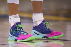 we steph curry s mvp season by shoe color for the win