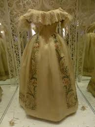 queen victoria u0027s wedding dress picture of kensington palace