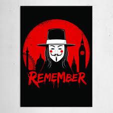 V For Vendetta Mask V For Vendetta Inspired Minima By Barrett Biggers Displate