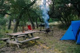 Camping Picnic Table Camping Near Hamilton Pool Camping Near Hamilton Pool Tx 8
