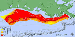 Map Of Mexico And Texas by Gulf Of Mexico U0027dead Zone U0027 Is Already A Disaster U2013 But It Could