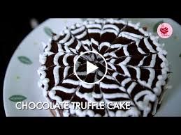 how to make chocolate truffle cake by archana bemyvalentine