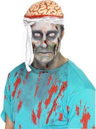 Mens Zombie Doctor Halloween Costume