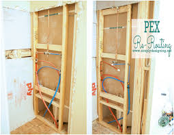 How To Replace Subfloor In Bathroom Master Bathroom Remodel Part 3 Prep For Shower Remodel