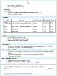 mba marketing experience resume sample resume sample for freshers marketing resume ixiplay free resume