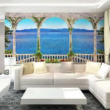 custom mural wallpaper 3d stereoscopic large mural living room