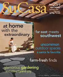 santa fe style homes su casa magazine spring 2011 by bella media group issuu