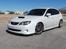subaru wrx hatch silver does anybody know about this car u002708 white modded wrx hatch