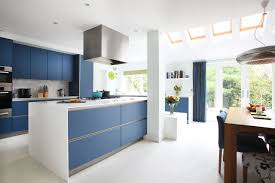 Blue Kitchen by 100 Beautiful Kitchens To Inspire Your Kitchen Makeover