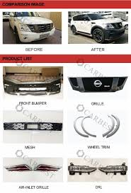 nissan patrol nismo 2016 high quality new 2016 nismo grille for nissan patrol y61 y62 2010
