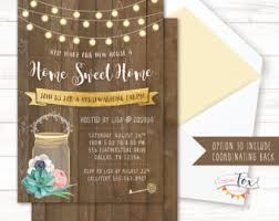 where to register for housewarming rustic housewarming invitation house warming party
