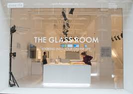about the glass room