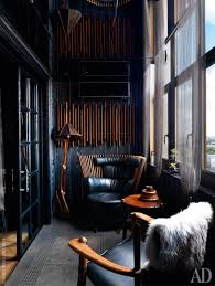 Masculine Curtains Decor Cool Ideas Masculine Curtains Attractive Designs With Window