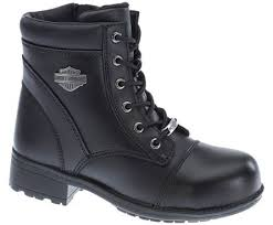 womens steel toe boots near me raine steel toe black st harley davidson footwear