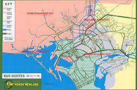 map of karachi karachi route map karachi mappery