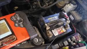 2011 chevrolet malibu p1682 ignition sw circuit 2 youtube