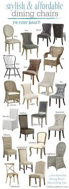 Inexpensive Dining Room Chairs Dining Room Decor Tips And Inexpensive Dining Chair Options