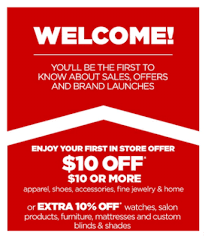 jcpenney hair salon price list jcp in store coupons rock and roll marathon app