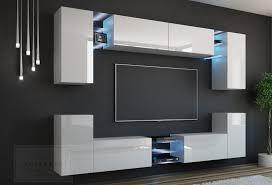 Wohnzimmerschrank F Fernseher Tv Wohnwand Modern Alle Ideen Für Ihr Haus Design Und Möbel