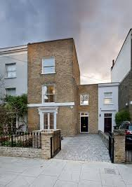 Modern Design Victorian Home Modern Extension To A Victorian House In London Comes With A