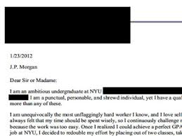 jp morgan resume sample resume for study abroad participant http