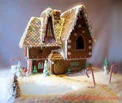 christmas gingerbread house our gingerbread house great food it s really not that complicated