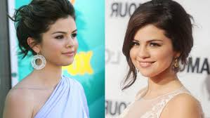 selena gomez updo hairstyles youtube