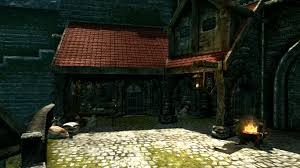 Skyrim Decorate House by The Lofty Loft A Thalmor Themed House At Skyrim Nexus Mods And