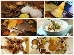 different indian cuisines a plate of indian food from 7 different states wiwigo
