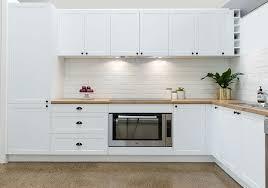 replacing kitchen cabinet doors only melbourne budget kitchens refacing versus replacing your kitchen