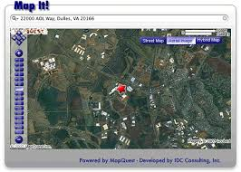 canadian mapquest map it building a mapquest mac os x dashboard widget part 3