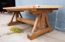 Primitive Dining Room Tables Handmade Rustic Primitive Dining Table Tables Ebay