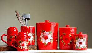 italian kitchen canisters vintage italian kitchen canisters kitchen storage bold