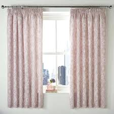 Cheap Nursery Curtains Blush Pink Curtains Dusky For Nursery Healthfestblog