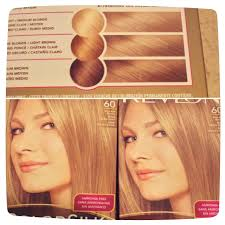 hair color over 60 super nova portal blonde dye on brown black hair revlon