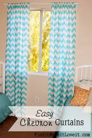 blue chevron curtains window drapes walmart walmart curtain rods