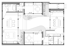 courtyard homes floor plans chinese courtyard house floor plan