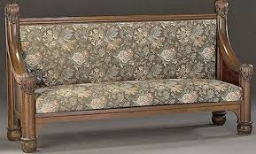 old fashioned sofas antique couch sofa and settee styles