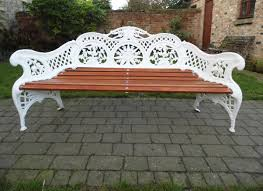 top tags cast iron outdoor bench white bench with storage shoe