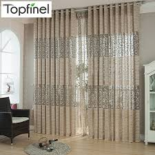 living room curtain panels top finel strip modern luxury window curtains for living room