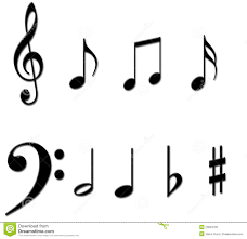 7 best images of printable symbols music note music notes