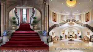 dream home interior 16 awesome mansion staircases perfect for your dream home