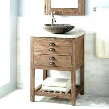 Bathroom Vanity Bowl Sink Bowl Sink Vanity Floral Pattern Gray Marble Curved Rustic Bathroom