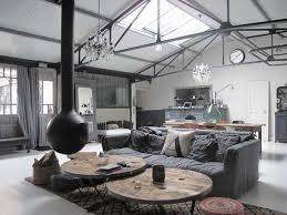 industrial interior design home design interior idea