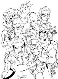 lego ghostbusters coloring pages disegni da colorare lego